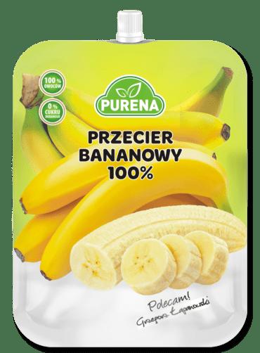 Przecier bananowy 100%