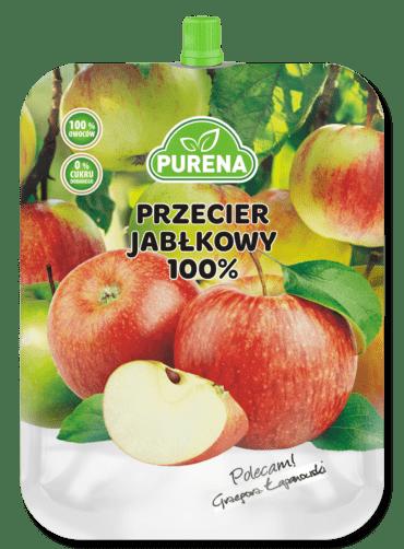 Przecier jabłkowy 100%