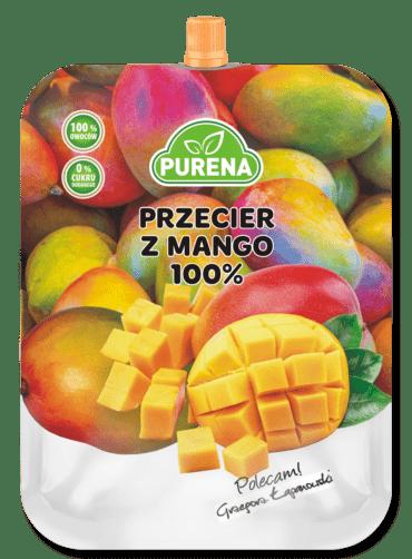 Przecier mango 100%