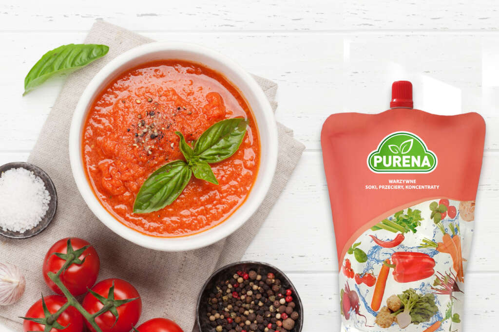 Purena gazpacho